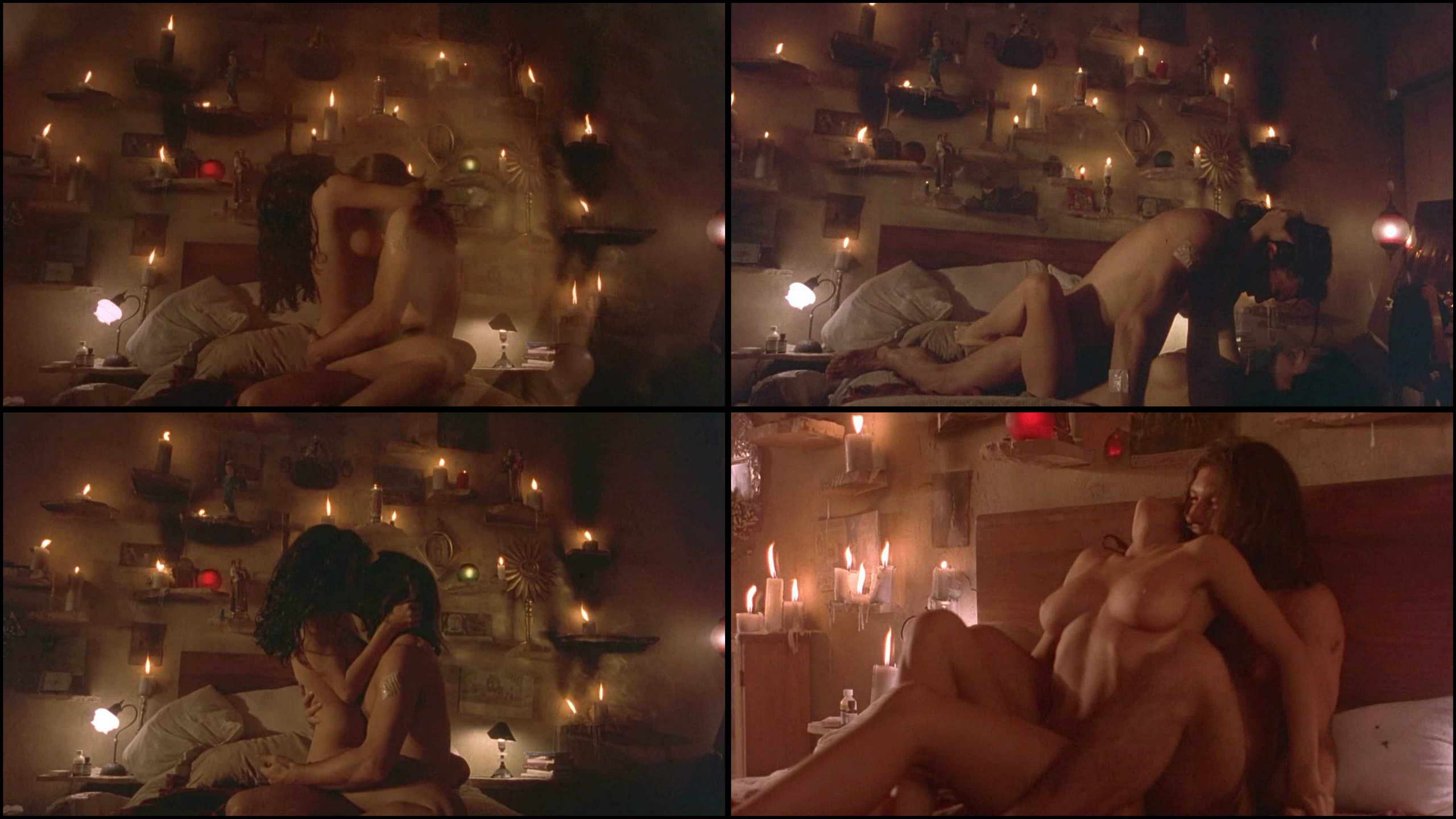 Интимные сцены звезд